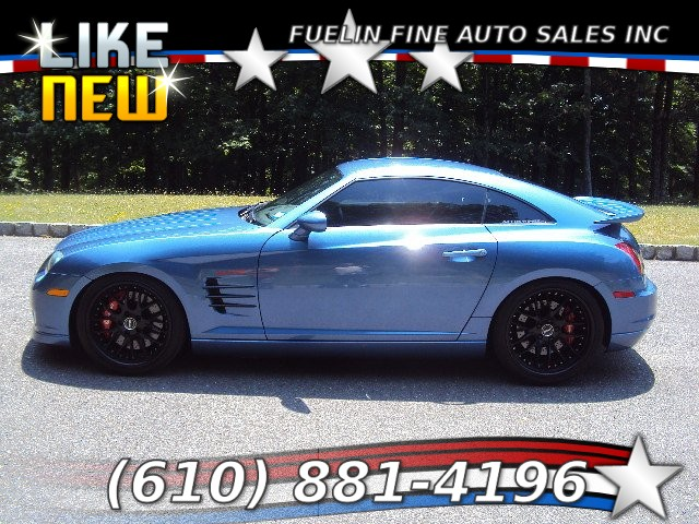 2005 Chrysler Crossfire 2-Door Coupe SRT6