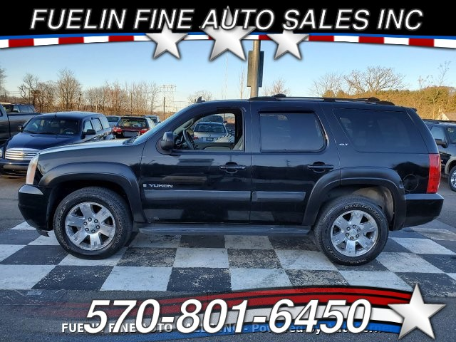 2007 GMC Yukon SLT-1 4WD 4-Speed Automatic