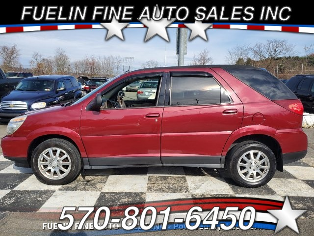 2006 Buick Rendezvous CX AWD 4-Speed Automatic