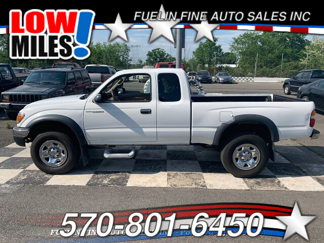 2003 Toyota Tacoma Xtracab 4WD 4-Speed Automatic