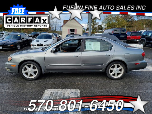 2003 Infiniti I35 Luxury 4-Speed Automatic